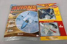 ZF1537 Atlas 1/100 avion metal militaire M1235 Corsair F4U-1 A-4F Skyhawk