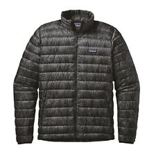 Patagonia Men's Down Sweater Jacket - Forestland Black - FOBK - L / Large