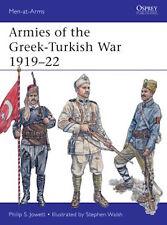 Osprey Men at arms 501: Armies of the Greek-Turkish War 1919-22 / NEU