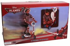 Mondo 18403 Disney Planes Monopattino Baby Pieghevole 3 Ruote Skateboard