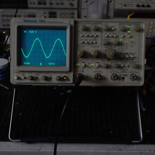 TEKTRONIX 2465 OSCILLOSCOPE 300 MHz 4 CHANNEL PORTABLE SWEEP TRIGGER WORKS!
