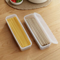 Noodle Spaghetti Container Household Kitchen Cereal Chopsticks Storage Box LJL