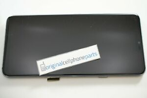 OEM LG G7 ThinQ G710 LCD with Digitizer and Frame USED ORIGINAL