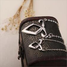 THE MORTAL INSTRUMENTS City of Bones necklace Angelic Power Rune charm pendant