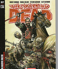 variant THE WALKING DEAD Numero 37 VARIANT LUCCA 2015 SALDAPRESS NUOVO