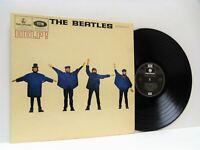 THE BEATLES help (1976 reissue) LP EX/EX, PCS 3071, vinyl, album, stereo, uk,