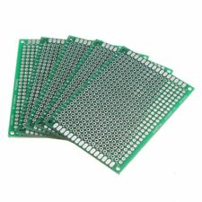 Double-Side Printed Circuit PCB Prototype Track Strip Board Breadboard Plate