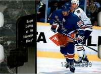 1998-99 Upper Deck Year Of The Great One Quantum 1 Wayne Gretzky 1310/1999 #GO11