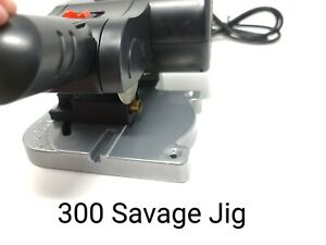 300 Savage Cut off Trimming Jig Auto-Ejecting Brass Case Trimmer