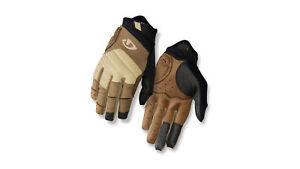 Giro Radhandschuhe Handschuh XEN braun atmungsaktiv pflegeleicht rutschhemmend