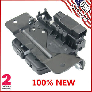 Rear Trunk Deck Lid Power Lock Actuator for BMW X4 X3 328i 335i 428i 435i