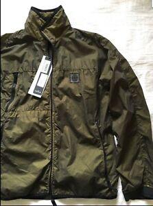 "Stone Island Lamy Valour Overshirt /Jacket 100% Genuine S P2P 21"""