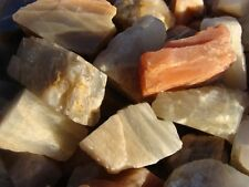 Moonstone Mixed Color Crystal Mineral Specimen Bulk Wholesale 1/4 Pound LOT