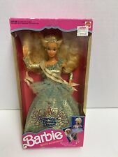 New 1991 Mattel Barbie #3137 American Beauty Queen Vintage Barbie