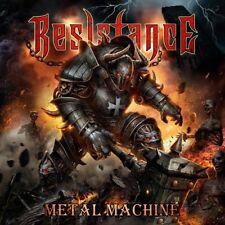 RESISTANCE - METAL MACHINE   CD NEW+