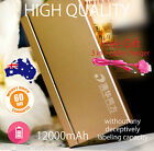 12000mAh Dual USB Portable External Power Bank /Battery Charger for Mobile Phone