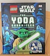 LEGO DK BOOK:STAR WARS THE YODA CHRONICLES W/SPECIAL FORCES COMMANDER MINIFIGURE