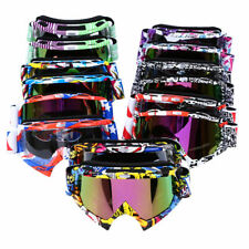 Karting Scooter Goggles Eyewear UV Sand Protection MX UTV Glasses Go Kart