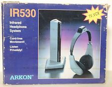 Arkon ~ IR530 ~ Infrared Cordless Headphone