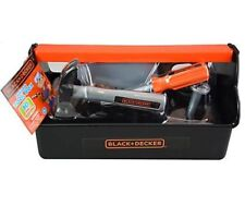 Black & Decker 10-pc. Junior Tool Box & Accessories Gift Set