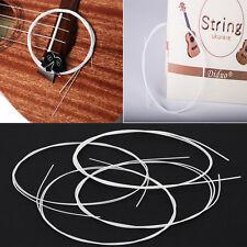 4pcs/set Universal High quality Nylon Acoustic Guitar Ukulele Strings