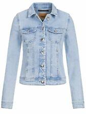 Only Damen Jeans Jacke Damenjacke Jeansjacke kurze Westa light blue 42 B-Ware