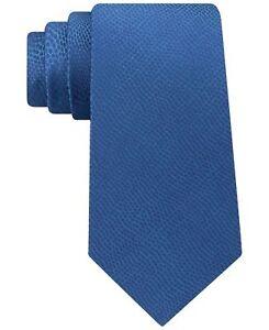 "Calvin Klein Men's Mini Skin Allover Neck Tie 100% Silk - 3"" wide #AU53 $65 OCFO"