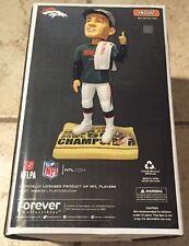 Peyton Manning Forever Collectibles Super Bowl 50 Bobblehead, Denver Broncos