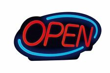 Royal Sovereign Rsb-1340E Led Light Open Outdoor Indoor Business Sign (Red Blue)