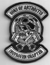 Son Of Arthritis Ibuprofen Chapter Patch novelty