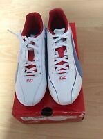 Kids Puma EvoSpeed 4 FG Football Boots BNIB UK 5, US 6, EU 38, Japan 24