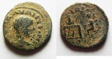 ZURQIEH -as16969- ARABIA, Charachmoba. Elagabalus. AD 218-222. Æ 20