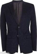 NWT $525 Theory Jacket-Tariel Cotton Twill Jacket in Navy Size L, 42(US) 52(EU)