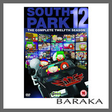 South Park Season 12 DVD series Twelfth New R4