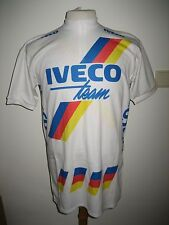 Iveco team 80's Holland jersey shirt cycling wielrennen radsport maillot size L
