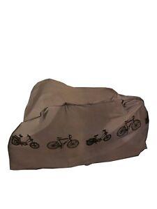 Abdeckhaube für Fahrräder Schutzhülle Haube Hülle 180x100 cm Fahrradgarage