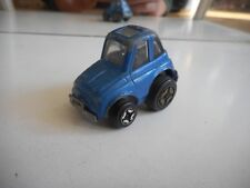 Polistil Funny Car Fiat 500 in Blue