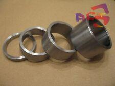 """4 pcs Titanium / Ti Spacer 1-1/8"""" (5 - 10 - 15 - 20mm) for Headset & Stem"""