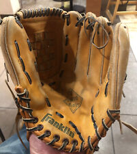 Franklin 4719 Baseball Glove for Right Handed Thrower Leather 11 inch