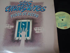 "Los Chunguitos - Cuffs of Steel, LP 12 "" Spain 1993"