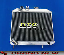 3 Core Aluminum Radiator for JEEP Willys 1941-1952 51 50 49 48 47 46 45 44 43 42