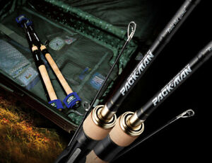 Golden Mean Rod Spinning Pack Man PMS-610L 4 piece Travel Rod (4682)