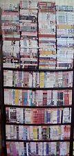 Pick 10 Lot of Shojo Manga, English, DNAngel, Fruits Basket, Peach Girl