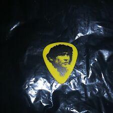 MONKEES Tv Show Band RaRe Davy Jones R.I.P 2011 Concert Tour Yellow GUITAR PICK