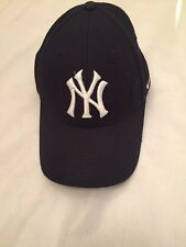 Nike Yankees Baseball Blue Cap With Adjustable Strap Great Condition