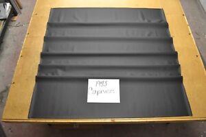 1973 73 CHEVROLET CAPRICE 2 DOOR HARDTOP BLACK HEADLINER USA MADE BOW ROD TYPE