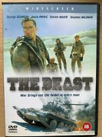 The Beast Of War DVD 1988 Afghanistan vs Rusia Tanque Drama Película Clásica