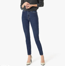Joe's Jeans The Bella High Rise Skinny Ankle Stretch Blue Size 27 Blue NWT