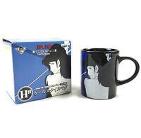 Banpresto Lupin The Third Goeman Ishikawa Prize Mug Black