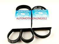 DAYCO FAN BELT KIT FOR TOYOTA CAMRY SDV10 2.2L DOHC 02/93 TO 12/96 W/ AIRCON